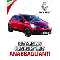 KIT XENON ANABBAGLIANTE RENAULT CLIO SPECIFICO