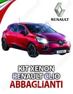 KIT XENON ABBAGLIANTI RENAULT CLIO SPECIFICO