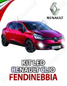 KIT FULL LED FENDINEBBIA RENAULT CLIO SPECIFICO