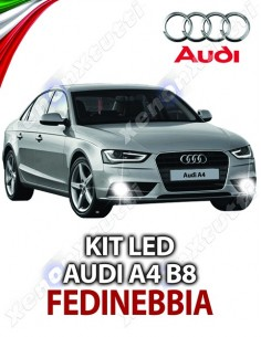 KIT LED FENDINEBBIA AUDI A4 B8 SPECIFICO
