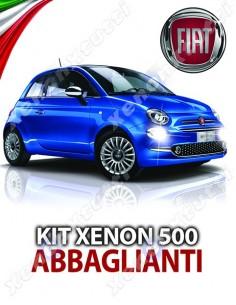 KIT XENON ABBAGLIANTI FIAT 500 SPECIFICO