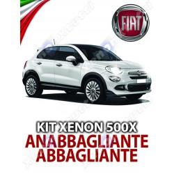 KIT BIXENON ANABBAGLIANTI ABBAGLIANTI FIAT 500X SPECIFICO