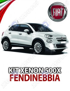 KIT XENON FENDINEBBIA FIAT 500X SPECIFICO