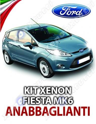 KIT XENON ANABBAGLIANTI FORD FIESTA MK6 SPECIFICO