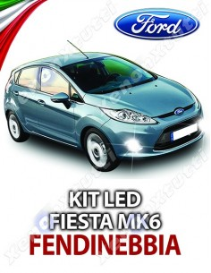 KIT FULL LED FENDINEBBIA FORD FIESTA MK6 SPECIFICO