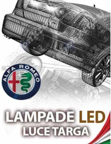 LUCI TARGA LED ALFA ROMEO 159 CANBUS