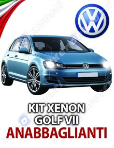 KIT XENON ANABBAGLIANTI GOLF 7 SPECIFICO