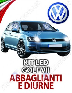 KIT LED ABBAGLIANTI E DIURNE GOLF 7 SPECIFICO
