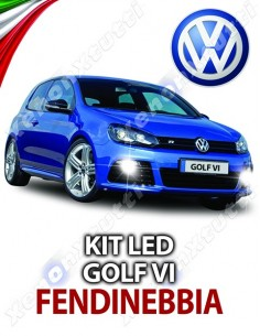 KIT FULL LED FENDINEBBIA GOLF 6 VI SPECIFICO