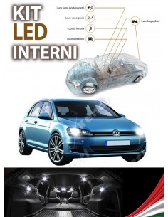 KIT LED INTERNI GOLF VII 7 SPECIFICO
