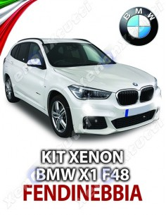 KIT XENON FENDINEBBIA BMW X1 F48 SPECIFICO