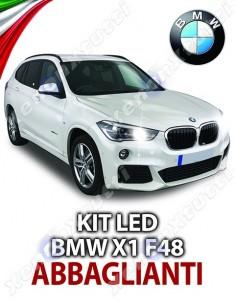 KIT FULL LED ABBAGLIANTI BMW X1 F48 SPECIFICO