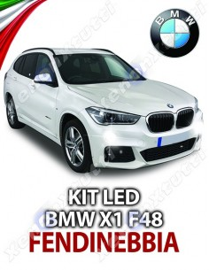 KIT FULL LED FENDINEBBIA BMW X1 F48 SPECIFICO