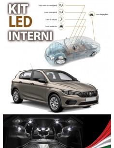 KIT FULL LED INTERNI FIAT TIPO SPECIFICO
