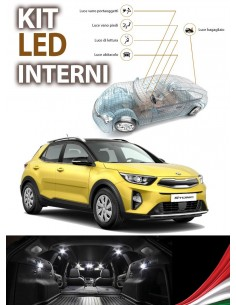 KIT LED INTERNI KIA STONIC SPECIFICO