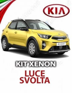 KIT xenon H7 KIA STONIC DI SVOLTA SPECIFICO