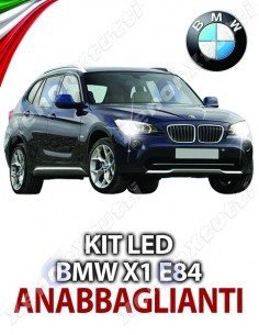 XENON ANABBAGLIANTI BMW X1 F48 SPECIFICO