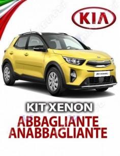 KIT xenon HB3 KIA STONIC ANABBAGLIANTE ABBAGLIANTE SPECIFICO
