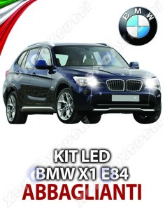 KIT LED ABBAGLIANTI BMW X1 F48 SPECIFICO