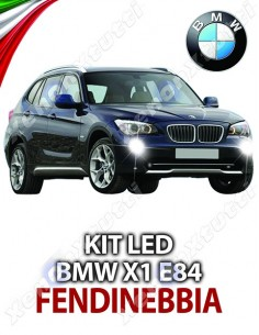 KIT LED FENDINEBBIA BMW X1 E84 SPECIFICO