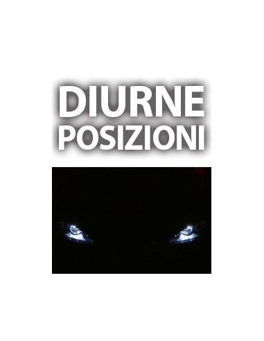 LAMPADE LED POSIZIONI volkswagen GOLF 7 CANBUS