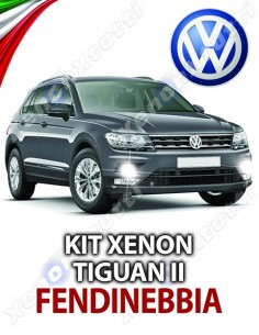 KIT XENON FENDINEBBIA VOLKSVAGEN TIGUAN II SPECIFICO