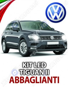 KIT FULL LED ABBAGLIANTI VOLKSWAGEN TIGUAN II SPECIFICO