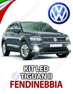 KIT FULL LED FENDINEBBIA VOLKSWAGEN TIGUAN II SPECIFICO