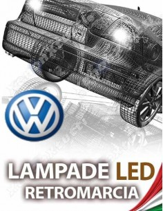 LAMPADE LED RETROMARCIA VOLKSWAGEN GOLF 7 restyling CANBUS