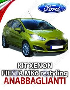KIT XENON ANABBAGLIANTI FORD FIESTA MK6 RESTYLING SPECIFICO