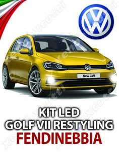 KIT LED FENDINEBBIA GOLF 7 RESTYLING VII SPECIFICO