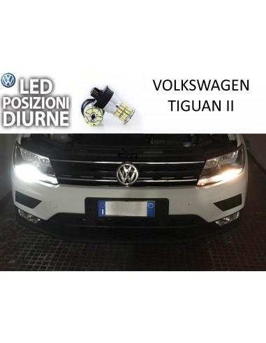 KIT FULL LED POSIZIONI volkswagen TIGUAN II CANBUS