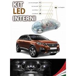 KIT FULL LED INTERNI PEUGEOT 3008 II SECONDA SERIE