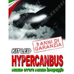 luci led hypercanbus slux 100% no lampeggi no errori garanzia 3 anni