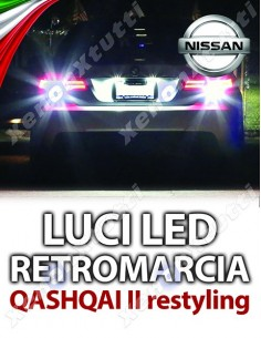 LAMPADE LED RETROMARCIA QASHQAI II RESTYLING