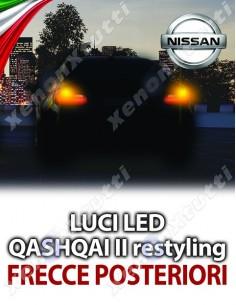 LUCI LED FRECCE POSTERIORI QASHQAI II RESTYLING SPECIFICO