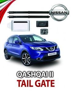 PORTELLONE ELETTRICO CON TELECOMANDO Nissan Qashqai 2016 II TAIL GATE
