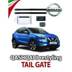 PORTELLONE ELETTRICO CON TELECOMANDO Nissan Qashqai II RESTYLING TAIL GATE