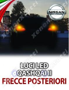 LUCI LED FRECCE POSTERIORI NISSAN QASHQAI II SPECIFICHE