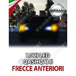LUCI LED FRECCE ANTERIORI NISSAN QASHQAI II SPECIFICHE