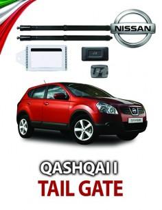 PORTELLONE ELETTRICO CON TELECOMANDO Nissan Qashqai I TAIL GATE