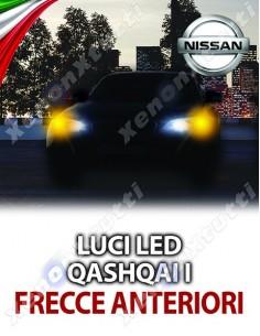 LUCI LED FRECCE ANTERIORI NISSAN QASHQAI I SPECIFICHE