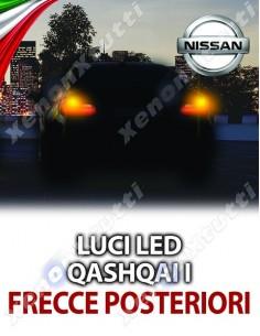 LUCI LED FRECCE POSTERIORI NISSAN QASHQAI I SPECIFICHE