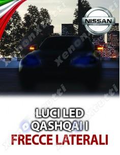 LUCI LED FRECCE LATERALI QASHQAI I SPECIFICO