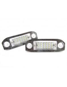PLAFONIERA VOLVO LUCE TARGA LED S80 XC90 S40 V60 XC60 S60 C70 XC70 V70 V50