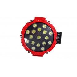 Faro Aggiuntivo LED 51W 30° Rettangolare