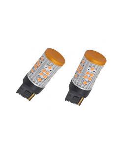 LED T20 7440 Arancio Freccia SUPERCANBUS