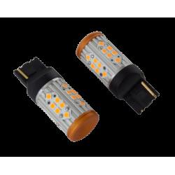 LED T20 7440 Arancio Freccia