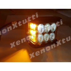 LED 18W 1800LM EPISTAR LED SPOT FLOOD LIGHT BAR DRIVING OFFROAD 4WD TRUCK
