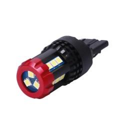 LED T20 7440 6-60V LUCE BIANCA 24v 12v